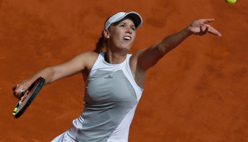 "Wozniacki and Sanchez Vicario ""on pause,"" says..."