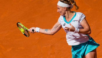 Kuznetsova quiets critics with deep run in Madrid