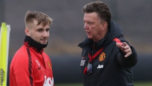 Luke Shaw: Louis van Gaal wants defender to miss U21 Euros