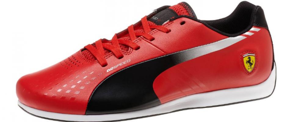 Ferrari evoSPEED 1.3 Lo Men's Shoes